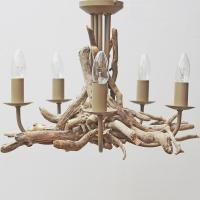 Driftwood Pendant Ceiling Light | Driftwood Lighting ...